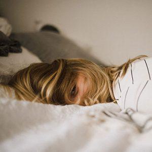 Dolor menstrual en mujeres